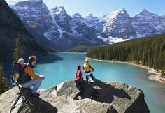 Banff National Park in Canada is a Cool Place to Take Your Kids | World Travel List Trip Rambler