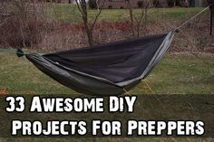 33 Awesome DIY Projects For Preppers - SHTF Preparedness