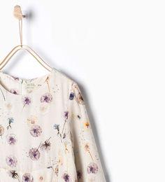 Image 1 of Dandelion dress from Zara