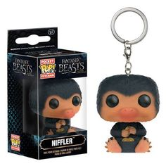 Fantastic Beasts Pocket Pop! Keychain Niffler
