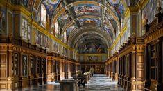 les plus belles bibliotheques du monde escorial   Les plus belles bibliothèques du monde   record du monde livre bibliotheque beaute beau