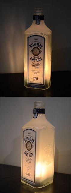 11 Best Gin Bottle Ideas Images Gin Bottles Bottle Candles Ideas