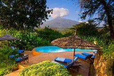 Kigongoni Lodge, Arusha, Tanzania