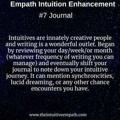 Empath Fundamental ways empaths can increase their innate psychic abilities Empath Abilities, Psychic Abilities, Spiritual Enlightenment, Spiritual Awakening, Spiritual Growth, Intuitive Empath, Psychic Development, Infj Personality, After Life