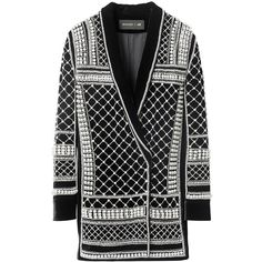 Join the Balmain Army! ❤ liked on Polyvore featuring jackets and outerwear