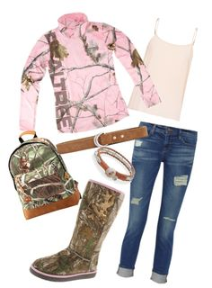 My hunting camo style, minus the pink camo ! Cute Country Outfits, Country Wear, Country Girl Style, My Style, Country Life, Camo Outfits, Cowgirl Outfits, Western Outfits, Western Wear