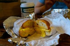 My 6 favorite breakfast and brunch places in New York City: Zucker's Bagels and Smoked Fish near Grand Central.