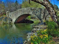 bridges and archways | Gapstow Bridge: E62