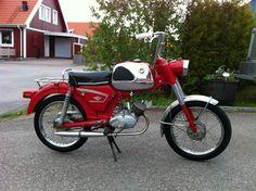 Zündapp KS 50 1969.