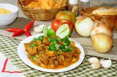 Comida di Buteco - moela