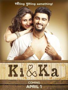 Ki and Ka (2016) [DVDRip]