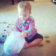 Activities for a 1 year old