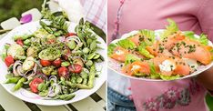 Bjudmat till Valborg – 10 snabba recept Key Lime Pie, Hors D'oeuvres, Ceviche, Mozzarella, Cobb Salad, Desserts, Food, Festive, Spring
