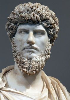 Emperor Lucius Verus. Ruled 161 to 169 CE. He ruled with Marcus Aurelius as co-emperor from 161 until his own death in 169. During his reign, the Empire defeated a revitalized Parthian Empire in the East; Verus' general Avidius Cassius sacked the Parthian capital Ctesiphon in 164.