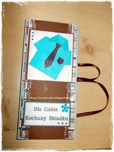 Kartki na dzień babci i dziadka z poprzednich lat Handmade Cards, Chocolate, Decor, Craft Cards, Decoration, Chocolates, Decorating, Diy Cards, Brown
