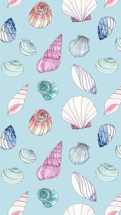 stickysmile:  Seashells