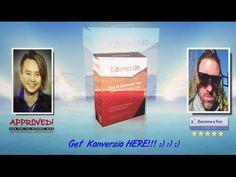 Konversio Sales Video - get *BEST* Bonus and Review HERE!!! ... :) :) :)