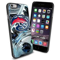 Houston Cougars NCAA Silicone Skin Case Rubber Iphone 6 Case Cover Black color [ Original by WorldPhoneCase ] WorldPhoneCase http://www.amazon.com/dp/B0133BQOV6/ref=cm_sw_r_pi_dp_InG3vb0692NPD
