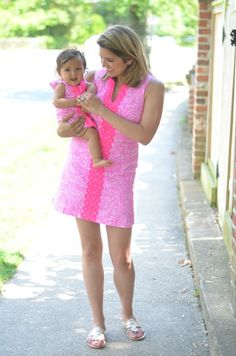 Mommy-Daughter Lilly Pulitzer - Fizz and FrostingFizz and Frosting