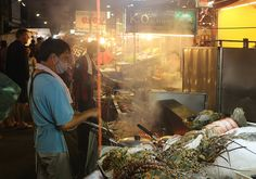 https://flic.kr/p/yXcKrF | Eating at the Hua Hin night market is a delight | © all rights reserved by B℮n