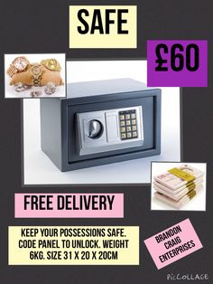 Secure Your Valuables With This!