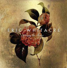Eric Whitacre the single Enjoy the Silence.  Designed by M Millington