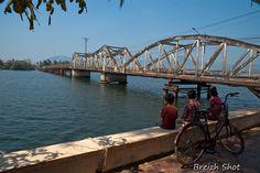 Vieux pont de Kampot