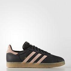 pretty nice 48f4f f74da Color Caramelo, Sporty Look, Adidas Gazelle, Black Adidas, Dream Shoes,  Adidas