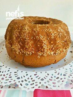 Very Bulking Tahini Cake (Awesome) Recipe East Dessert Recipes, Easy Cake Recipes, Sweet Recipes, Desserts, Tahini, Pasta Cake, Good Food, Yummy Food, Types Of Cakes