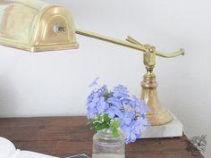 DIY Antique Lamp Res
