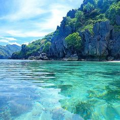 Beautiful day in El Nido, Palawan, Philippines - Thom King de Villa