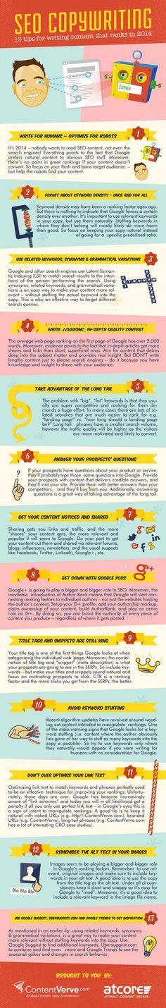 13 SEO tips
