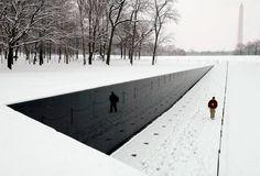 Vietnam Veterans Memorial, Washington DC, by Maya Lin