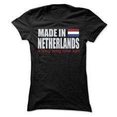(Tshirt Great) MADE IN NETHERLANDS T SHIRTS at Tshirt design Facebook Hoodies, Tee Shirts