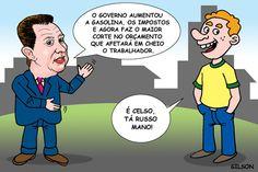 Tá russo mano… A coisa tá ruim para o trabalhador brasileiro.