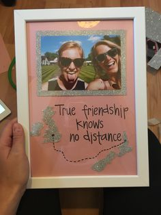 Best friend moving away gift