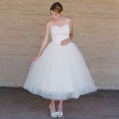 Vintage Wedding Dresses & Accessories from Ruffled - Wedding Party