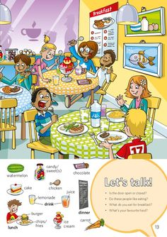 Learning English For Kids, English Worksheets For Kids, German Language Learning, Learning Italian, French Lessons, Spanish Lessons, Cambridge Starters, Picture Comprehension, Teaching French
