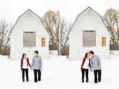 Inspiration for Matt and Kara's E-session. *Heart brain hands: winter engagement photoshoot inspiration*