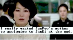 Evil mothers are a must in k-dramas