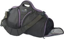 Black Lilypond Sundown Weekender Sport Bag Womens Yoga sling Gym Bag LillyPond