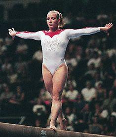 Kim Zmeskal- 1992 Olympic Gymnast
