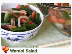 Warabi Salad - ILoveHawaiianFoodRecipes