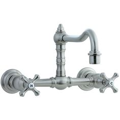 Wall mount faucets for your kitchen, bathroom, tub and shower that will perfectly complement your decor with elegance and style. Description from bathroomav1.com. I searched for this on bing.com/images