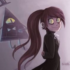 Mabill not the ship, but it's the same as Bipper. I don't ship Bill and Mabel personally, but this is some pretty epic fanart Anime Gravity Falls, Desenhos Gravity Falls, Mabill, Bipper, Mabel Pines, Reverse Falls, Billdip, Mystic Falls, Fandoms