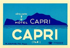 Art Of The Luggage Label: 40 Examples Of Amazing Vintage Travel Stickers