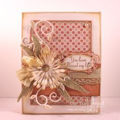 Stamps - Our Daily Bread Designs Rose, ODBD Custom Beautiful Borders Dies, ODBD Custom Asters and Leaves Die, ODBD Custom Fancy Foliage Die, ODBD Custom Vintage Flourish Pattern Die, ODBD Blushing Rose Paper Collection