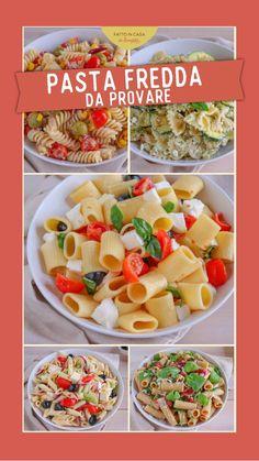 Macaroni Salad, Pasta Salad, Cobb Salad, Tuna Recipes, Cooking Recipes, Zucchini Pasta, Brunch Party, Salad Dressing, Italian Recipes