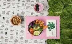 Provincia - Estudio Creativo Food Packaging, Packaging Design, Branding Design, Dynamic Logo, City Restaurants, Article Design, Salad Bar, Identity, Studio