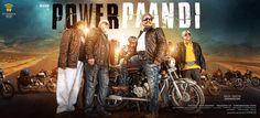 dhanush power paandi nears completion
